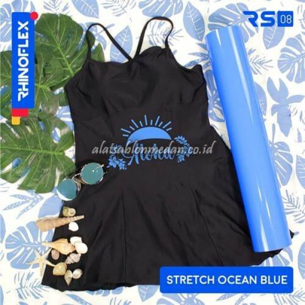 Polyflex Stretch Ocean Blue