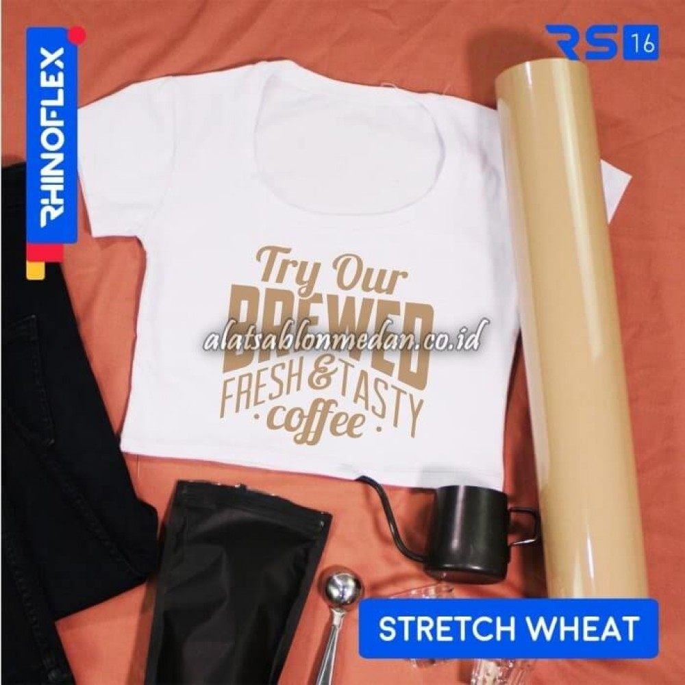Polyflex Stretch Wheat