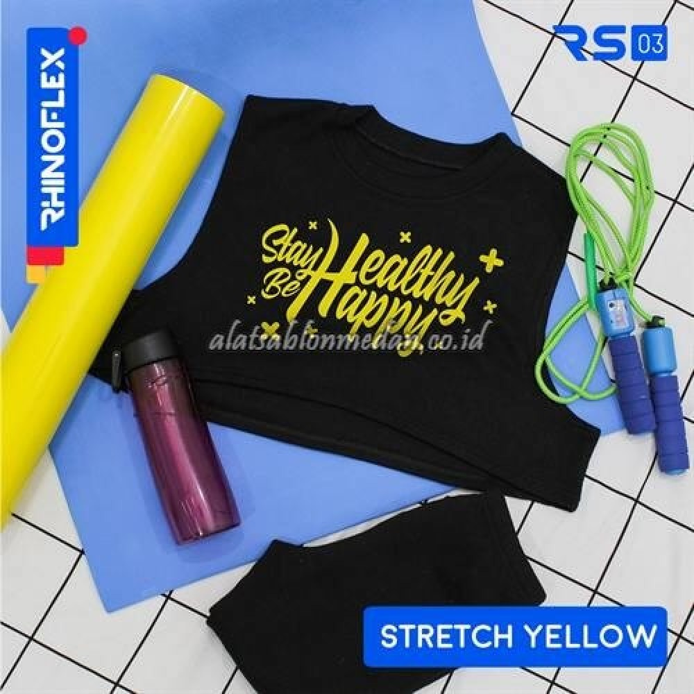 Polyflex Stretch Yellow