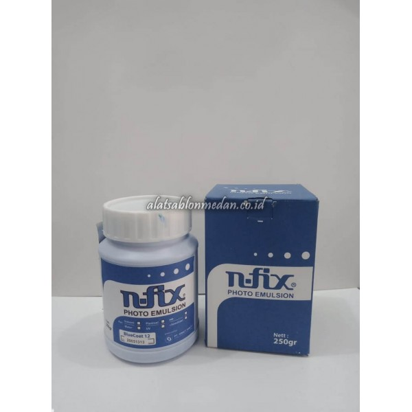 ANT Obat Afdruk N-FIX Photo Emulsion BlueCoat 12 250gr