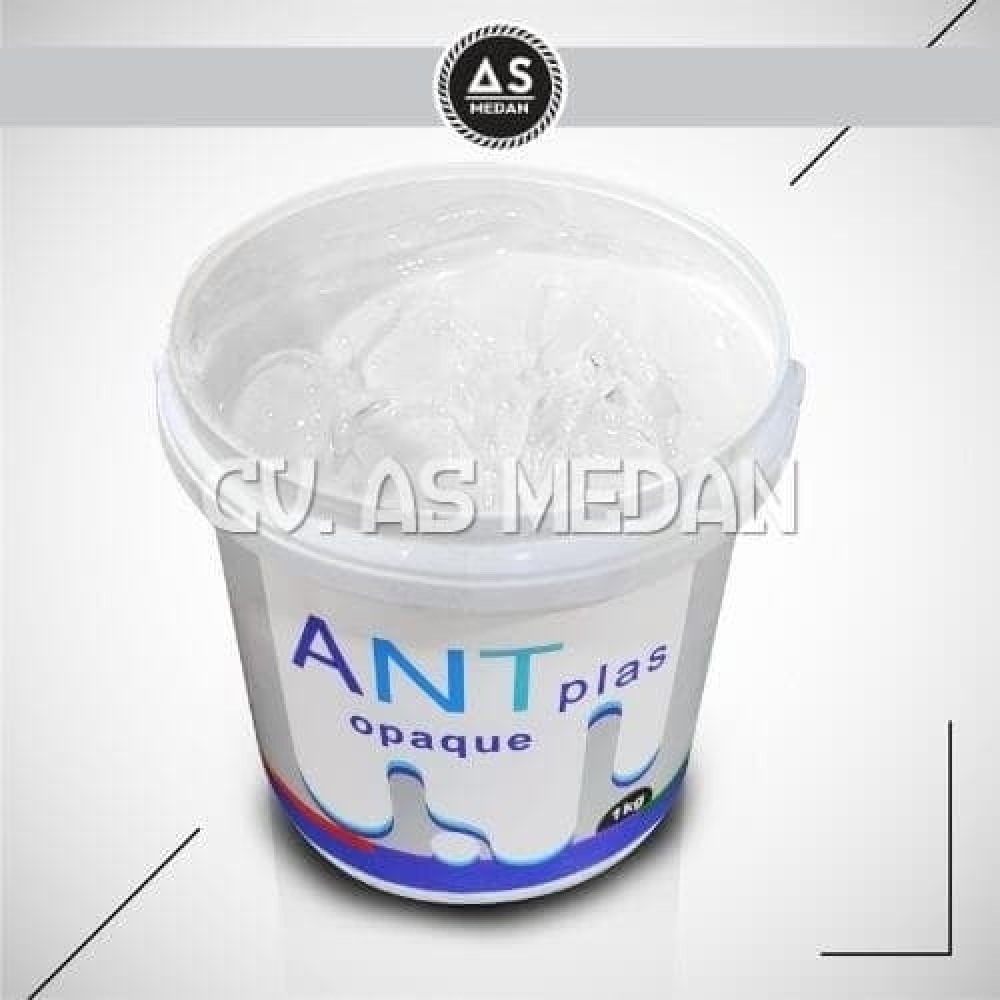 ANT Plas Opaque Super White P-OP 0018
