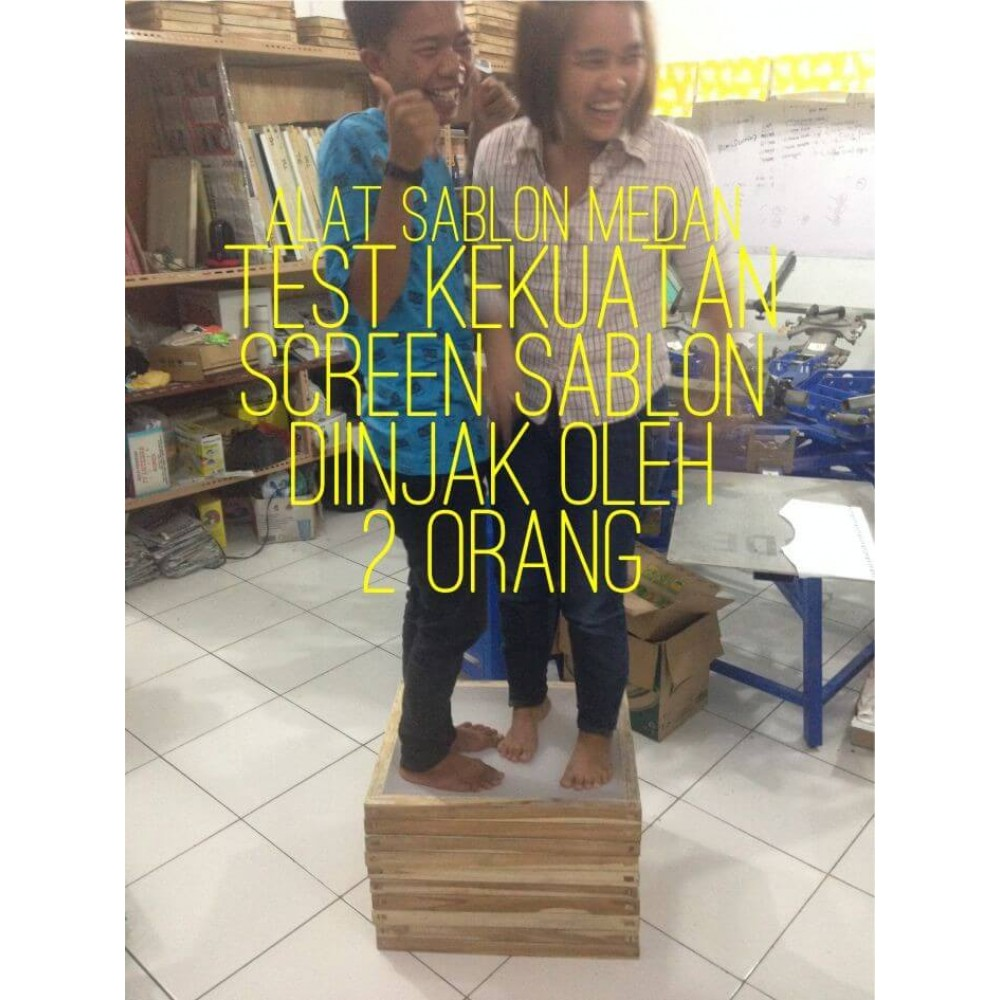 Screen Sablon T48 15x25 (KAYU)