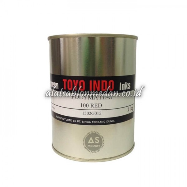 Toyo Indo Polymate G100 Red