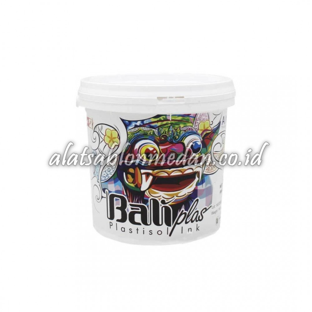Mix White 1Kg | Plastisol Ant Ink Baliplas