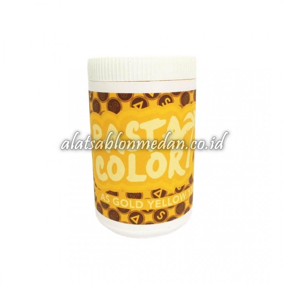 Matsui Pasta Color Gold Yellow 1Kg | Tinta Sablon Kaos